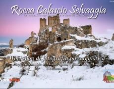"""Workshop di fotografia di paesaggio """"Rocca Calascio"""""""