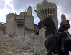 Ladyhawke, le scene girate a Rocca Calascio.
