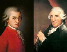 Divertimenti di Mozart e concerti per violino e orchestra di Haydn