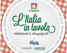 Italia in tavola: InstaFood a Rocca Calascio