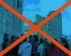 La Rocca di Calascio chiusa nel 2020